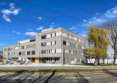 Neubau Kobelcenter Augsburg