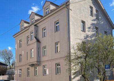 Denkmalschutz Augsburg, Sanierung