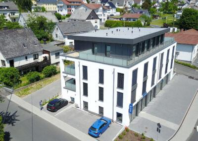 Wohn- und Geschäftshaus, Bad Marienberg