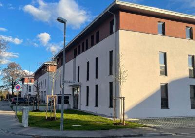 Wohnanlage in Bobingen