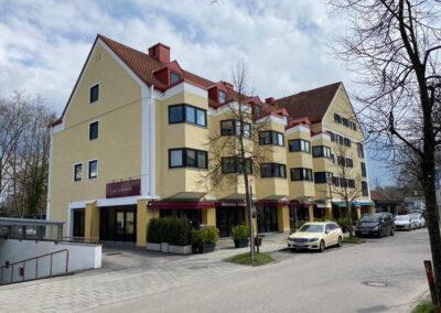 Wohnanlage in Starnberg
